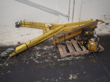 Used GANTRY CRANE W/