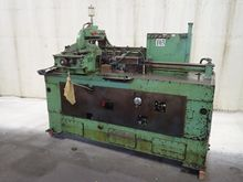 Used THREAD ROLLER i