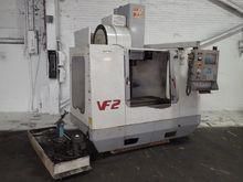 2000 HAAS VF2 CNC VMC COOLANT U