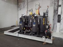 FILTRA SYSTEMS HOT OIL SKID HEA