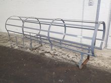 Used CAGED LADDER in