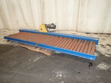 LEWCO POWER ROLLER CONVEYOR