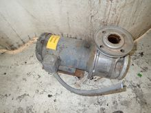 Used PUMP 2 HP, 1725