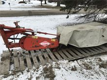 Used KUHN GMD55 in L