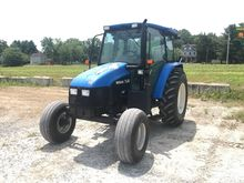 2003 New Holland TL80