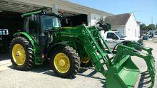 2015 John Deere 6155R