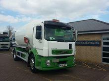 2012 Volvo FLH 4x2 290 Tanker