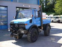 1991 Unimog U 1400