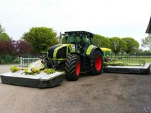 Used CLAAS Disco 910
