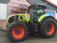 Used 2013 CLAAS Axio