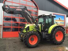 2010 CLAAS Arion 630 Cebis