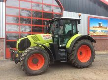 2014 CLAAS Arion 650 CMATIC