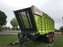 Used 2016 CLAAS Carg