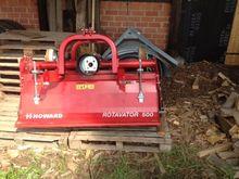 2013 Howard Rotavator 500