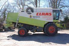 1999 CLAAS Lexion 460