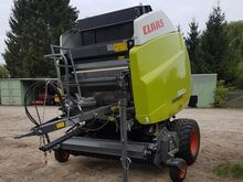 2016 CLAAS Variant 380 RC Pro