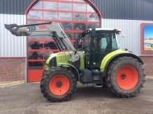 2008 CLAAS Arion 620 CIS