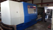 Cylindrical machine BUC 63 CNC