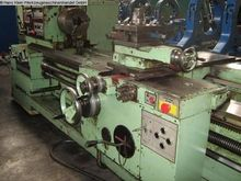 TOS SUS 63-8000 Centre lathes