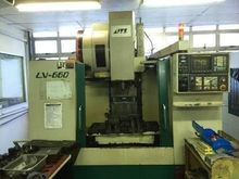 LITZ LV 660 Vertical machining