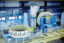 SPEEDRAM 2000 CNC Floor- Machin