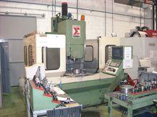 SIGMA VC 1000 CNC #CL00460