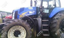 2007 New Holland T8030