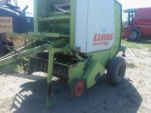 1996 Claas Rollant 66 fixkamrás