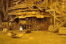 150 ton Electric Arc Furnace wi