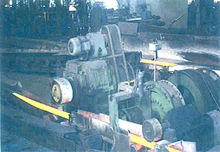 200,000 Tpy Rolling Mill Line f
