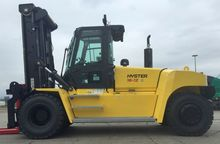 New 2016 Hyster H16.