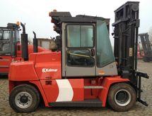 Used 2007 Kalmar DCE