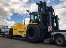 New 2017 Hyster H52.