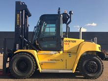 2017 Hyster H12.00 XM-6