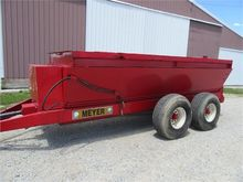 used MEYER 3245 Agricultural Eq