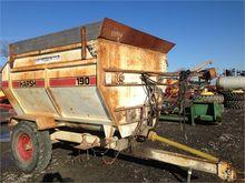 used HARSH 190 Agricultural Equ