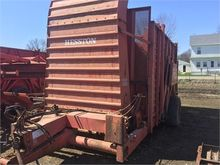used HESSTON SH30A Agricultural