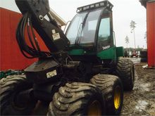 2001 Timberjack 1070 for spear