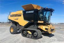 2014 CLAAS LEXION 740TT