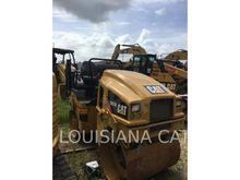 2014 Caterpillar CB22B Tandem r