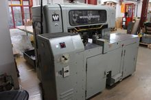 1978 Wohlenberg A43DO Bindery -