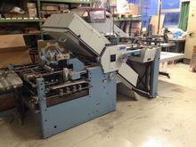 1981 MBO K 67/6KTL Folding mach