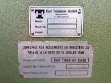 1988 Karl Traenklein EK 100 Cor