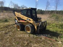 2007 Caterpillar 268B Skid Stee