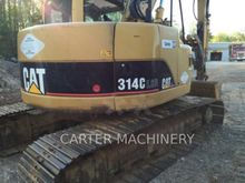 2007 Caterpillar 314CR CF Track