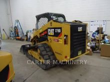 2014 Caterpillar 279D CY Skid S