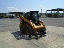 2014 Caterpillar 262D Skid Stee