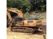 2005 Case CX330 Track excavator