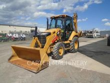 2014 Caterpillar 420F ACGPE Rig