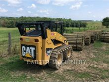 2013 Caterpillar 242B3 CY Skid